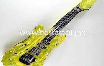 Guitarra Luminosa para Fiesta